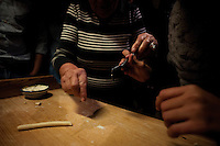 Montegrosso di Andria, 14 ottobre 2011.Visitando gli 'antichi sapori' di Pietro Zito..Puglia Experience 2011.Apulia Film Commission.III edizione del workshop di scrittura internazionale AAW PugliaExperience.