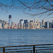 USA/New Yok/20120301 - New York, skyline