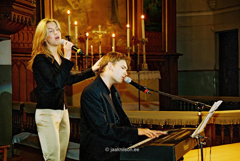 Maarja Liis Ilus & Koit Too