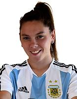 International Women's Friendly Matchs 2019 / <br /> Cup of Nations Tournament 2019 - <br /> Argentina vs South Korea 0-5 ( Leichhardt Oval Stadium - Sidney,Australia ) - <br /> Milagros Menendez of Argentina