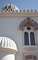Mosque, detail