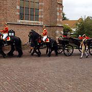 NLD/Naarden/20051022 - Huwelijk prins Floris en Aimee Söhngen, koets