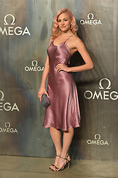 © Licensed to London News Pictures. 26/04/2017. London, UK. PIXIE LOTT attends the Omega party celebrating 60 Years of the Speedmaster watch. Photo credit: Ray Tang/LNP