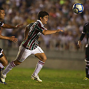 Conca in action for Fluminense during the Fluminense FC V CR Vasco da Gama Futebol Brasileirao League match at the Maracana, Jornalista Mário Filho Stadium,  The match ended in a 2-2 draw. Rio de Janeiro,  Brazil. 22nd August 2010. Photo Tim Clayton