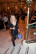 REBECCA BLACKSTONE, Aldwych theatre's Cool Hand Luke first night party. Waldorf Hilton. London. 3 October 2011. <br /> <br />  , -DO NOT ARCHIVE-© Copyright Photograph by Dafydd Jones. 248 Clapham Rd. London SW9 0PZ. Tel 0207 820 0771. www.dafjones.com.