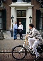 Den Haag , 27 juni 2017 - Arena Jan Boekestijn en Rob de Wijk.<br /> Foto: Phil Nijhuis