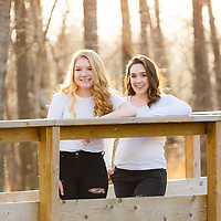 2017_10_27 - School Portraits for Claire and Tiana