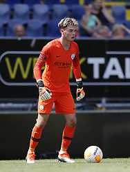 EDS Team Manchester City goalkeeper Curtis Anderson during the Pre-season Friendly match between NAC Breda and EDS Team Manchester City at Rat Verlegh stadium on August 04, 2018 in Breda, The Netherlands