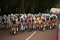 LONDON UK 30TH JULY 2016:  Green Park. The Prudential RideLondon Classique elite womens' race. Prudential RideLondon in London 30th July 2016<br /> <br /> Photo: Jon Buckle/Silverhub for Prudential RideLondon<br /> <br /> Prudential RideLondon is the world's greatest festival of cycling, involving 95,000+ cyclists – from Olympic champions to a free family fun ride - riding in events over closed roads in London and Surrey over the weekend of 29th to 31st July 2016. <br /> <br /> See www.PrudentialRideLondon.co.uk for more.<br /> <br /> For further information: media@londonmarathonevents.co.uk