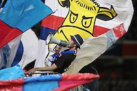 SUPPORTERS CAEN  - 10.04.2015 - Caen / Monaco - 32e journee Ligue 1<br />Photo : Vincent Michel / Icon Sport