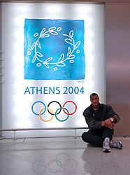 12-03-2005 VOLLEYBAL: FINAL4 TOP TEAMS CUP: ORTEC.NESSELANDE-OLYMPIACOS: ATHENE<br /> De mannen van ORTEC.Nesselande heeft het hoofd moeten buigen in de strijd om de Europese Top Teams Cup voor de thuis spelende sterrenformatie van Olympiakos Piraeus - <br /> Albert Cristina nam in 2004 in athene afscheid van Oranje<br /> ©2005-WWW.FOTOHOOGENDOORN.NL