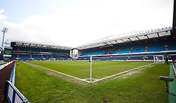 A general view of Ewood Park ahead of the FA Cup 5th Round tie between Blackburn Rovers and Stoke City - Photo mandatory by-line: Matt McNulty/JMP - Mobile: 07966 386802 - 14/02/2015 - SPORT - Football - Blackburn - Ewood Park - Blackburn Rovers v Stoke City - FA Cup - Fifth Round