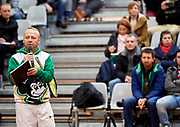 Warsaw, Poland - 2017 December 10: Trainer Robert Gladyszak speaks while Tenis 10 Conference of Polish Tennis Association at Orzel Tennis Club on December 10, 2017 in Warsaw, Poland.<br /> <br /> Mandatory credit:<br /> Photo by &copy; Adam Nurkiewicz / Mediasport<br /> <br /> Adam Nurkiewicz declares that he has no rights to the image of people at the photographs of his authorship.<br /> <br /> Picture also available in RAW (NEF) or TIFF format on special request.<br /> <br /> Any editorial, commercial or promotional use requires written permission from the author of image.