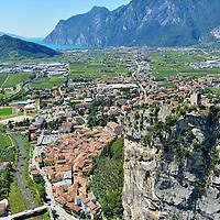 Alto Garda - Fotografie aeree luglio 2012