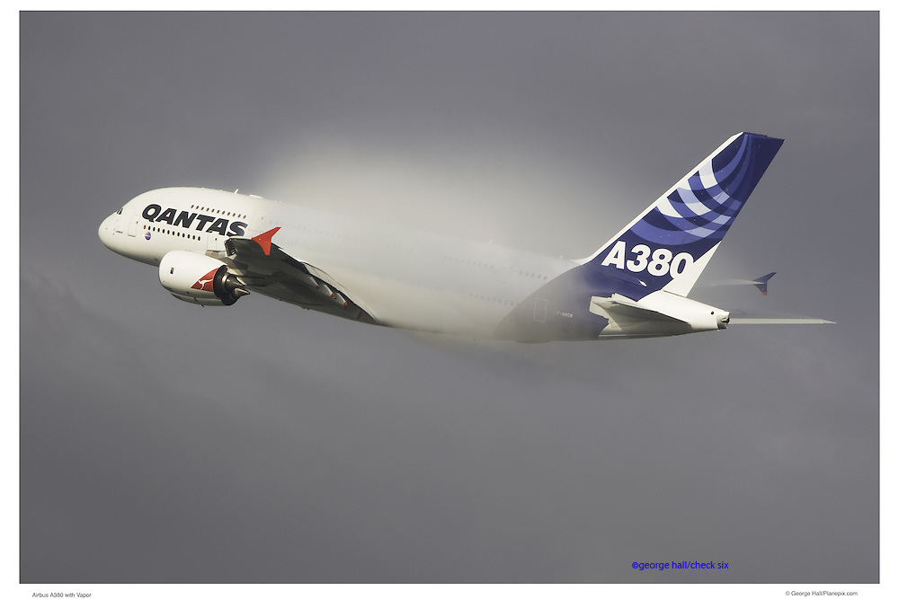 Airbus 380, air-to-air