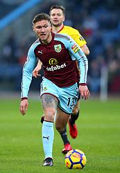 Jeff Hendrick of Burnley - Mandatory by-line: Robbie Stephenson/JMP - 09/12/2017 - FOOTBALL - Turf Moor - Burnley, England - Burnley v Watford - Premier League