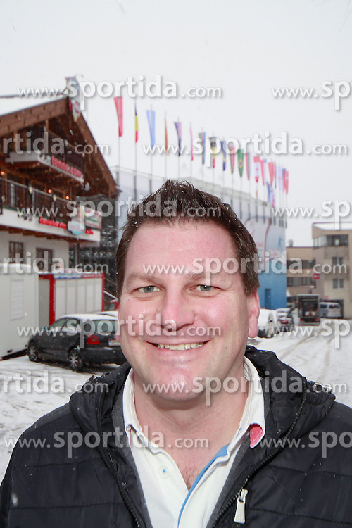 29.01.2013, Schladming, AUT, FIS Weltmeisterschaften Ski Alpin, Schladming 2013, Vorberichte, im Bild Christian Steiner, Hohenhaus Tenne am 29.01.2013 // Christian Steiner, Hohenhaus Tenne on 2013/01/29, preview to the FIS Alpine World Ski Championships 2013 at Schladming, Austria on 2013/01/29. EXPA Pictures © 2013, PhotoCredit: EXPA/ Martin Huber