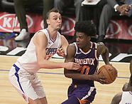 Clippers vs Suns - 20 Dec 2017