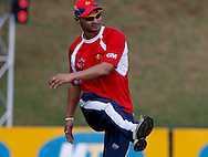 Alviro Peterson during the Lions training session Supersport Park in Centurion on the 11 September 2010..Photo by: Trevor Kolk/SPORTZPICS/CLT20