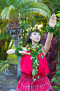 The Hula O Na Keiki is a traditional Hula Festival at the Kaanapali Beach Hotel on the island of Maui, Lahaina, HI, USA The Hula O Na Keiki is a traditional Hula Festival at the Kaanapali Beach Hotel on the island of Maui, Lahaina, HI, USA