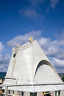 Church of Saint-Pierre, Firminy-Vert France, architect Le Corbusier and  José Oubrerie.