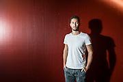 28.05.2014; Zuerich; Fussball Super League - Grasshopper Club; Portrait Nassim Ben Khalifa;  (Valeriano Di Domenico/freshfocus)
