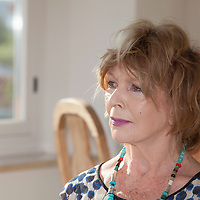 Edna O'Brien<br /> Le Conversazioni, Capri, Italy, 4 July 2015<br /> <br /> Photograph by Steve Bisgrove/Writer Pictures<br /> <br /> WORLD RIGHTS