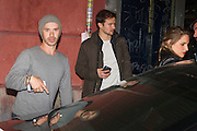 MADRID, SPAIN, 2015, DECEMBER 04 <br /> <br /> Elsa Pataky and her partner Chris Hemsworth, rush your stay at Madrid before returning home and leaving Spain. The lovers enjoyed a romantic evening in one of the fashionable restaurants, Perrachica<br /> ©Exclusivepix Media
