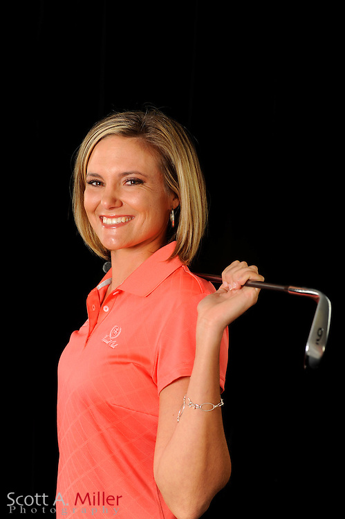 Lindsay Bergeon during a portrait shoot prior to the Symetra Tour's Florida's Natural Charity Classic at the Lake Region Yacht and Country Club on March 20, 2012 in Winter Haven, Fla. ..©2012 Scott A. Miller.