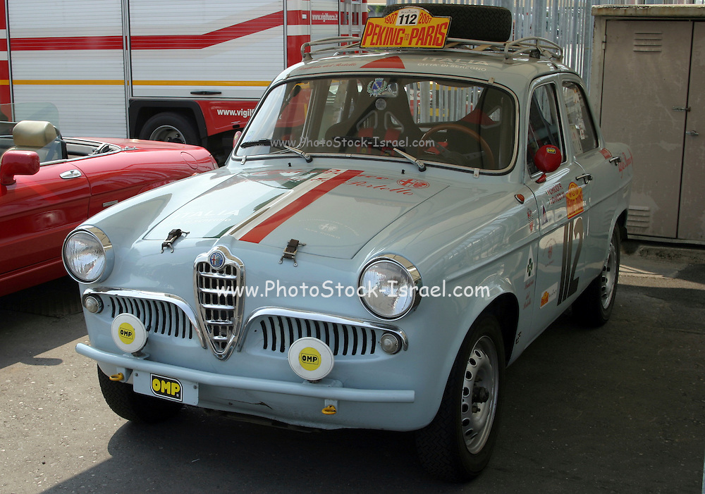 Alfa Romeo Saloon