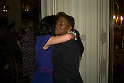 NANCY DELL'OLIO AND BARONESS AMOS. Launch of  'My Beautiful Game' by Nancy Dell'Olio<br />