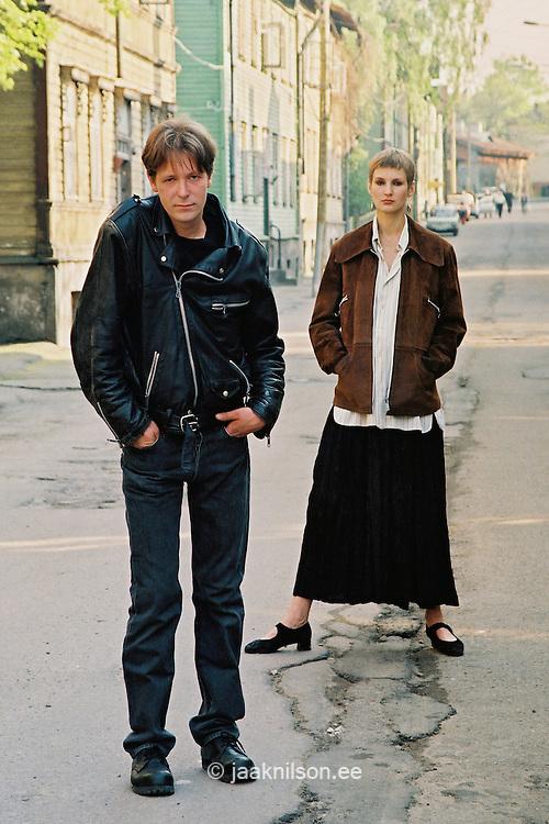 Kristel Leesmend & Ivo Uukkivi