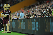 May 25th 2011: Maroons Mascot during game 1 of the 2011 State of Origin series at Suncorp Stadium in Brisbane, Australia on May 25, 2011. Photo by Matt Roberts/mattrIMAGES.com.au / QRL