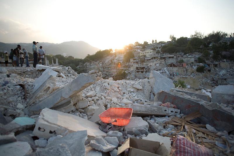 Petionville Haiti, Photo by Ben Depp