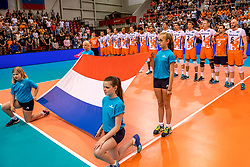 20-05-2018 NED: Netherlands - Slovenia, Doetinchem<br /> First match Golden European League / Team Netherlands