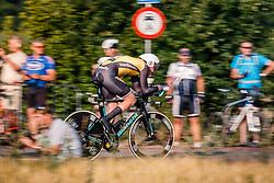 Jos van Emden of Team Lotto NL - Jumbo, Dutch Individual Time Trial Nationals Men Elite, Stokkum, Montferland, The Netherlands, 21 June 2017. Photo by Pim Nijland / PelotonPhotos.com | All photos usage must carry mandatory copyright credit (Peloton Photos | Pim Nijland)