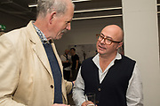 JEM SOUTHAM, JIM CAMPBELL, Opening of the Martin Parr Foundation party,  Martin Parr Foundation, 316 Paintworks, Bristol, BS4 3 EH  20 October 2017