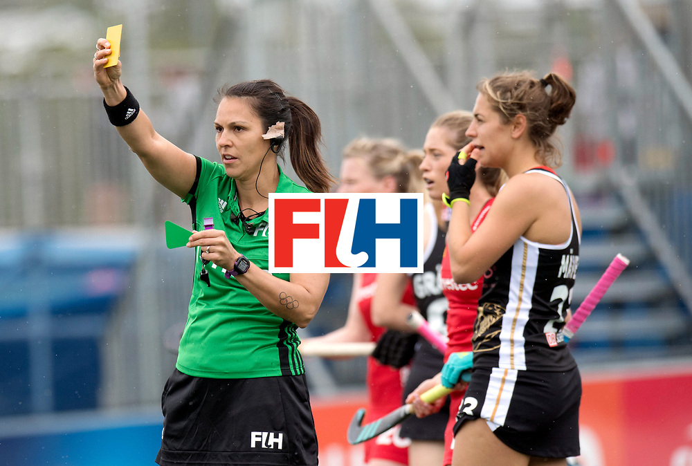 AUCKLAND - Sentinel Hockey World League final women<br /> Match id 10293<br /> 03 England v Germany <br /> Foto: Umpire.<br /> WORLDSPORTPICS COPYRIGHT FRANK UIJLENBROEK