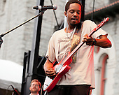 Black Joe Lewis & The Honeybears at Artscape 2012