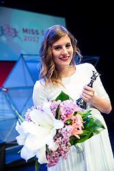 Lara Deu during Miss sports event, on April 22, 2017 in Cankarjev dom, Ljubljana, Slovenia. Photo by Vid Ponikvar / Sportida