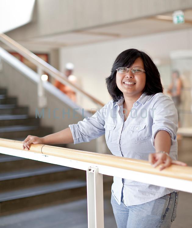 Ketrin Triwidiastuty, Law student at the University of Groningen