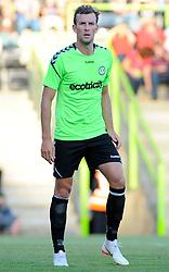 Christian Doidge of Forest Green Rovers- Mandatory by-line: Nizaam Jones/JMP- 17/07/2018 - FOOTBALL - New Lawn Stadium - Nailsworth, England - Forest Green Rovers v Leeds United - Pre-season friendly