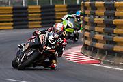 Michael RUTTER, SMT / Bathams by MGM Macau, BMW<br /> <br /> 64th Macau Grand Prix. 15-19.11.2017.<br /> Suncity Group Macau Motorcycle Grand Prix - 51st Edition<br /> Macau Copyright Free Image for editorial use only