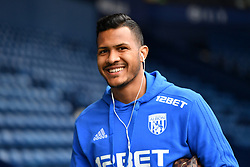 "West Bromwich Albion's Salomon Rondon before the Premier League match at The Hawthorns, West Bromwich. PRESS ASSOCIATION Photo Picture date: Saturday December 2, 2017. See PA story SOCCER WBA. Photo credit should read: Anthony Devlin/PA Wire. RESTRICTIONS: EDITORIAL USE ONLY No use with unauthorised audio, video, data, fixture lists, club/league logos or ""live"" services. Online in-match use limited to 75 images, no video emulation. No use in betting, games or single club/league/player publications."
