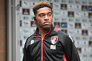 Bournemouth Midfielder, Jordon Ibe (33) arrives before the Premier League match between Burnley and Bournemouth at Turf Moor, Burnley, England on 10 December 2016. Photo by Mark Pollitt.