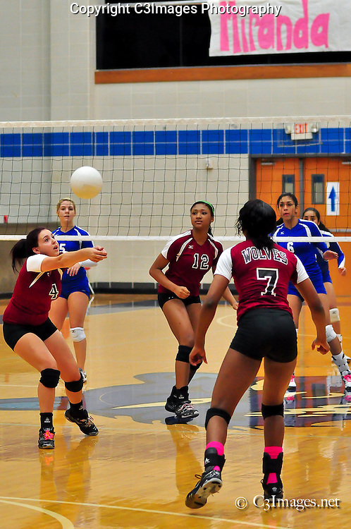 Timberview Lady Wolves Volleyball
