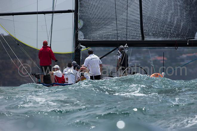 SAILING - CYC Trophy Series 2014 - 13/12/2014<br />