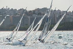 MONTES VORCY Arturo, ESP, 1 Person Keelboat, 2.4mR, Sailing, Voile, SEGUIN Damien, FRA, REIGER Sven, AUT à Rio 2016 Paralympic Games, Brazil
