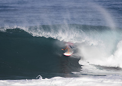 December 11, 2017 - Banzai Pipeline, Hawaii - Jordy Smith of South Africa completes in the first round of the Billabong Pipe Masters. (Credit Image: © Erich Schlegel via ZUMA Wire)