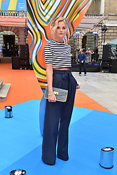 Emma King at the Royal Academy of Arts Summer Exhibition Preview Party 2017, Burlington House, London England. 7 June 2017.